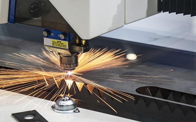 Fiber-Laserschneiden