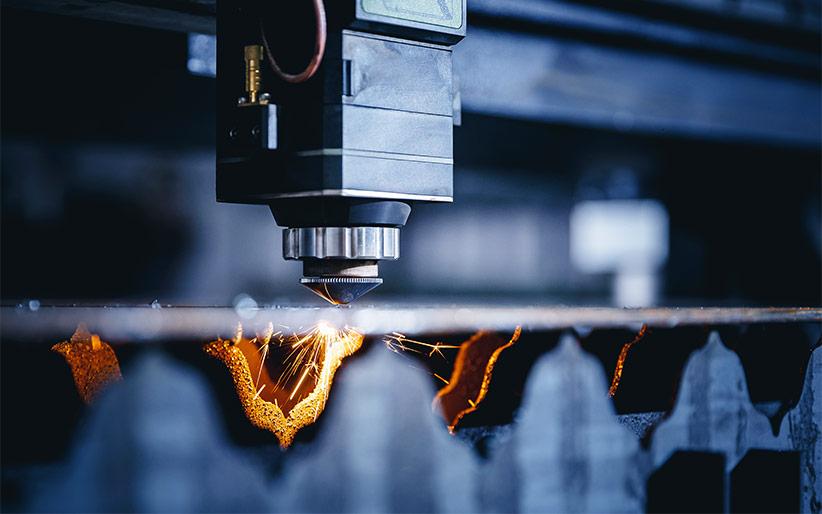 Wie funktioniert ein CO2-Laser?